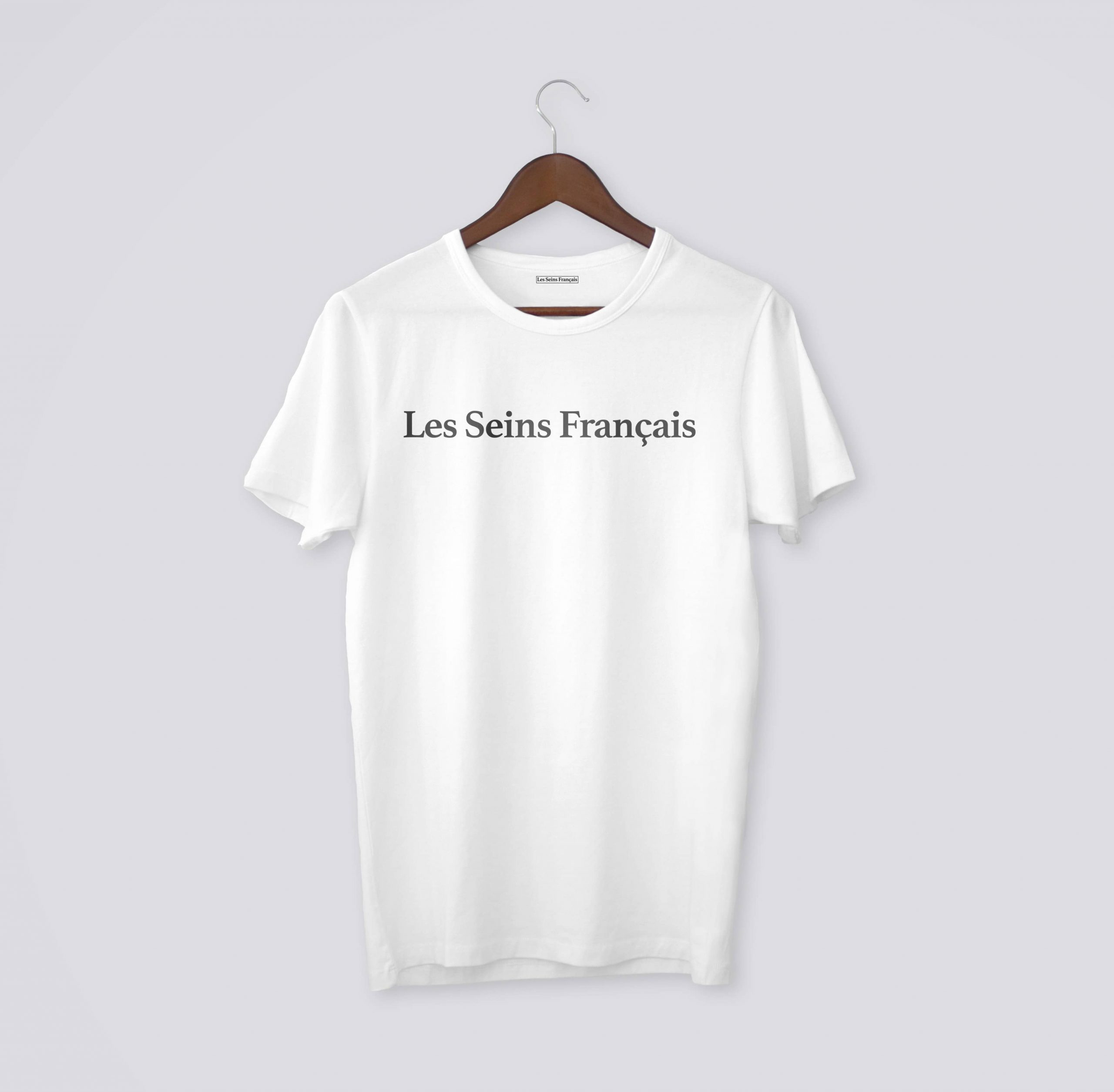 t-shirt les seins français